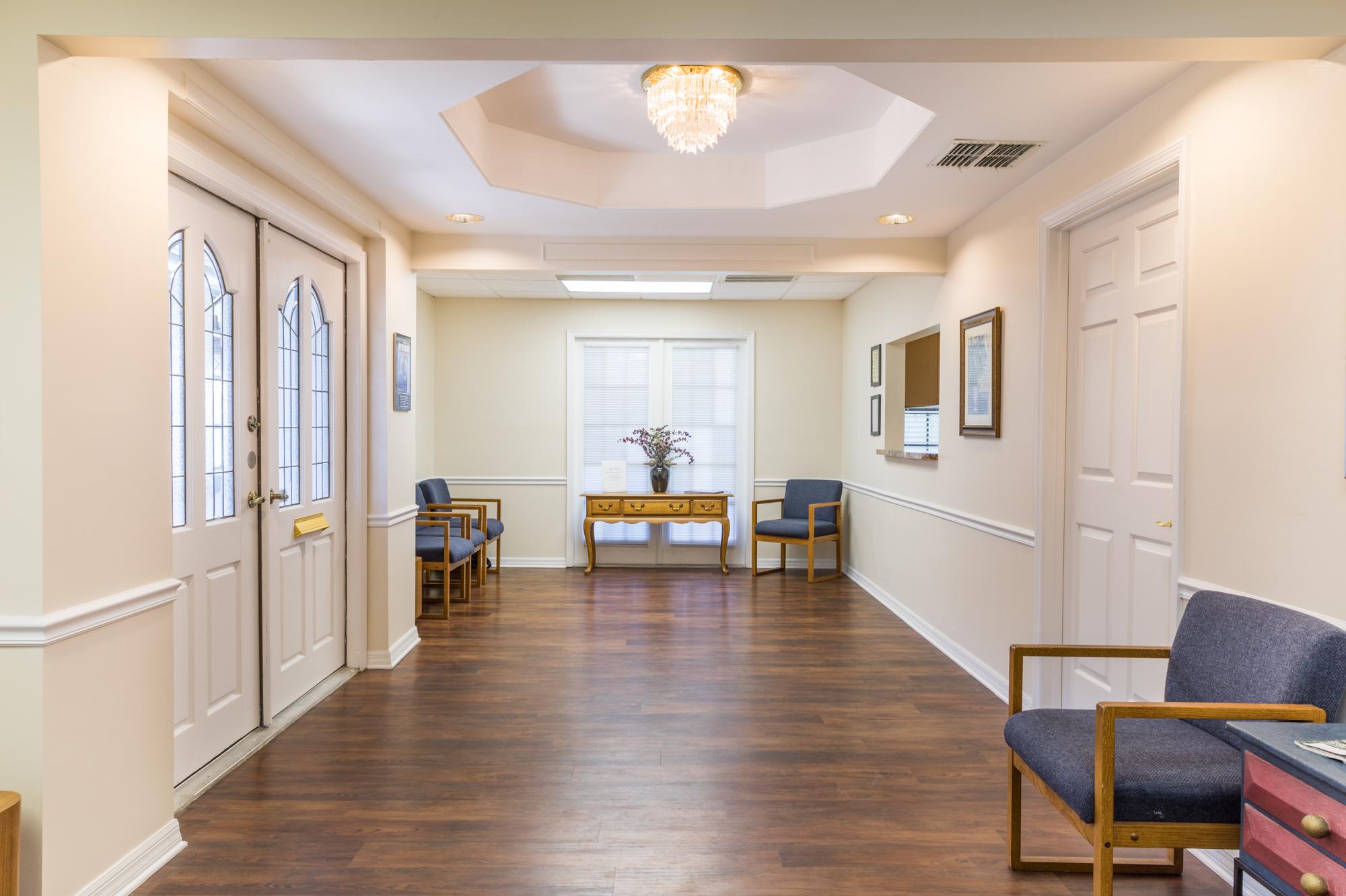 Ritch Neurology Office Renovations