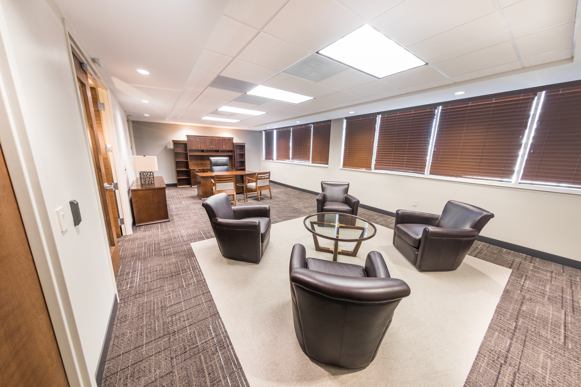 Sterling Payment Executive Suite Renovation