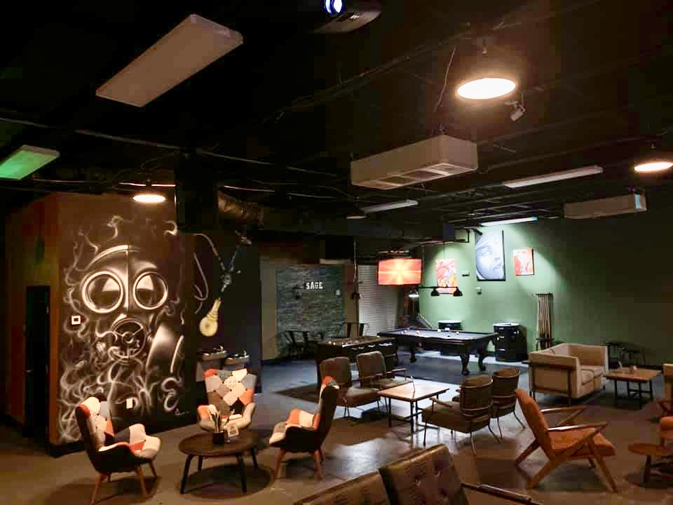 Sage the World Hookah Lounge